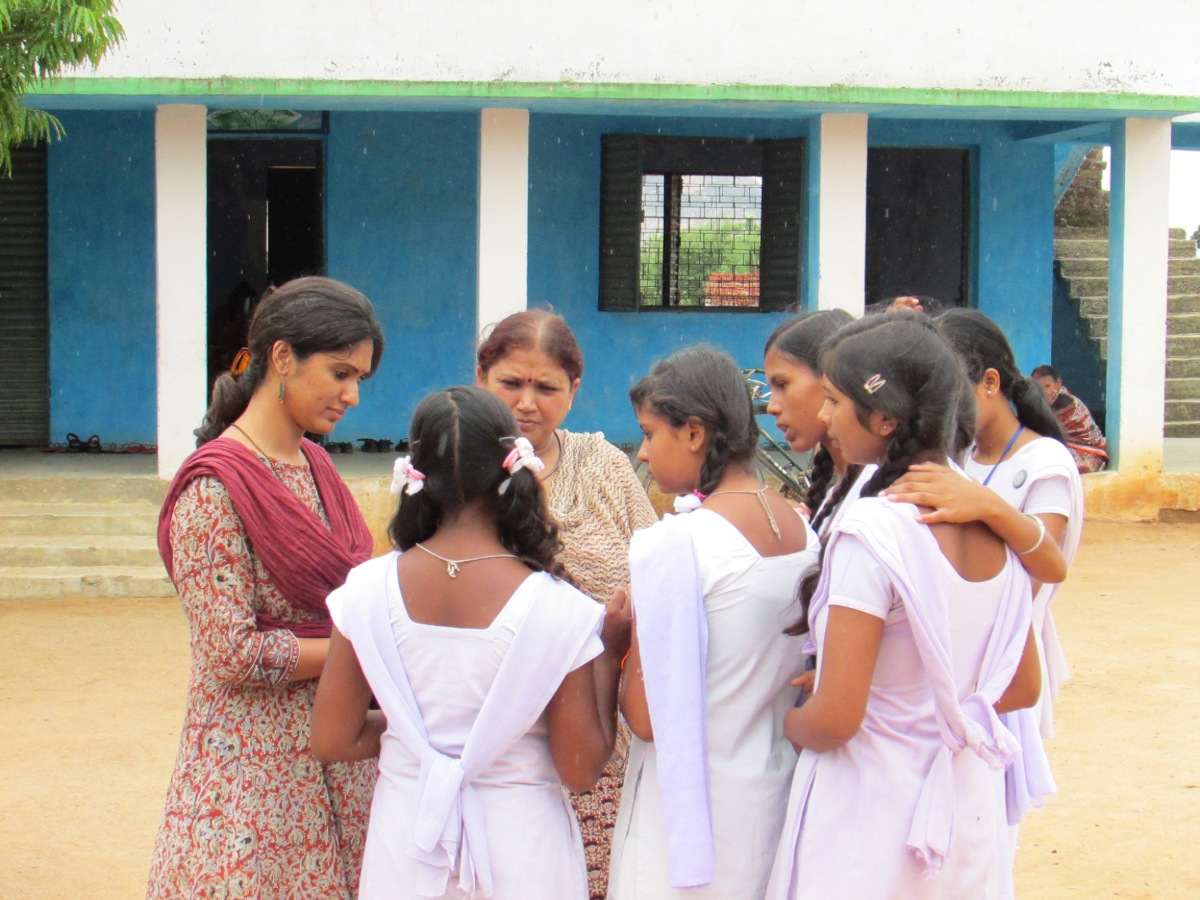 Road to Jharkhand - Menstruation and more