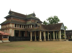 The Mahadevar Temple in Chengannur, where the Goddess Parvathy is believed to Menstruate