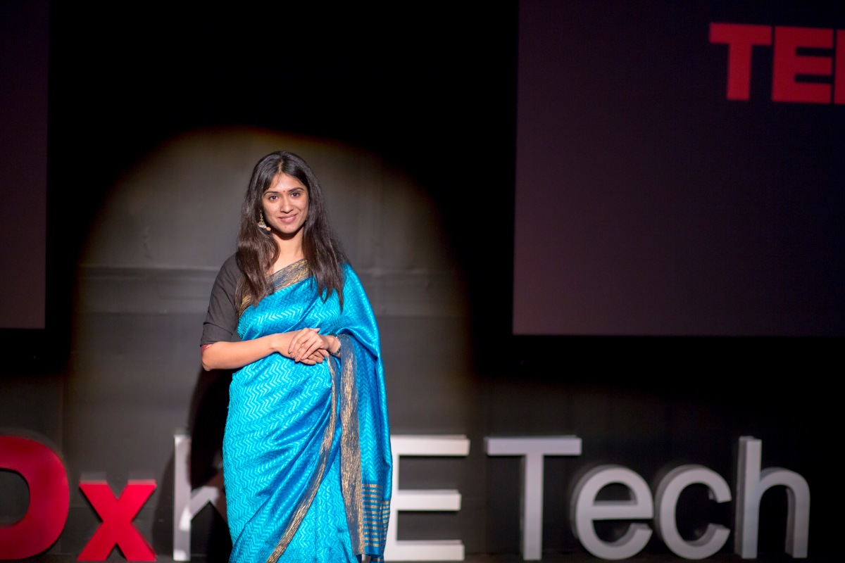 The Super Science Behind Menstrual Practices - a TEDx talk by Sinu Joseph